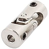 sourcing map Conector para DIY RC juguete de 3.2Mm a 4mm Motor giratorio del eje cardan