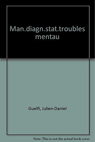 dsm-iii-r-manuel-diagnostique-et-statistique-des-troubles-mentaux