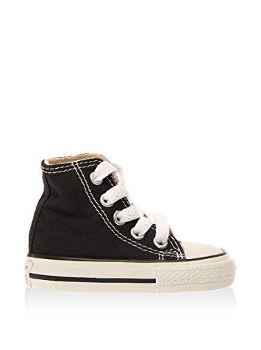 Converse Chuck Taylor All Star Core Hi, Sneaker Unisex Ragazzi Black