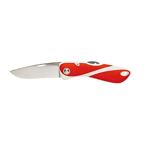 Sprenger WICHARD-Messer AquaTerra Seglermesser, Farbe:rot