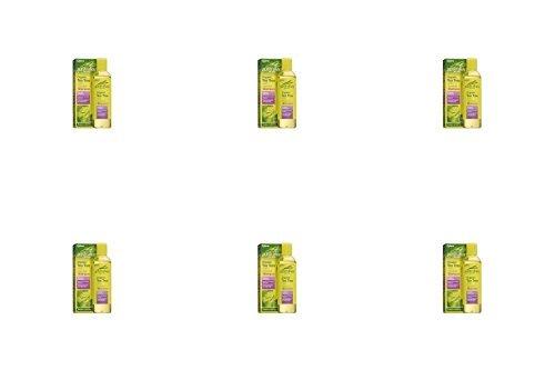 Aloe Pura Aloe Vera Gel 99.9% With Tea Tree 200ml x 6 Packs by Aloe Pura