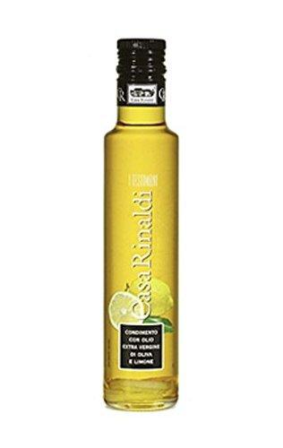 Casa Rinaldi Natives Olivenöl Extra mit Zitrone, 250ml
