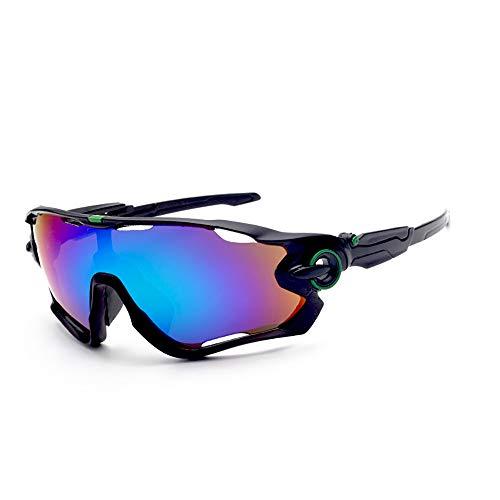 FGlasses Polarisierte Sport-Sonnenbrille für Männer Frauen Radfahren Laufen Fahren Angeln...