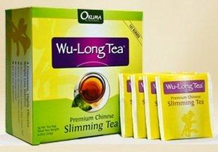 Premium Chinese Abnehmen WuLong Tee – Hochkonzentriert All-Natural WuYi Oolong für Gewichtsverlust, Unterdrücken Sie Ihre Appetit-, Diät, Detox und Anti-Akne Vorteile – 1 Monat Versorgung mit 60 Teebeutel
