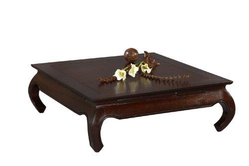 Alsapan - 92786 - Osia - Table Basse - 100 x 100 x 35 cm