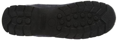Groundwork GR66 N, Chaussures de sécurité homme Noir - noir