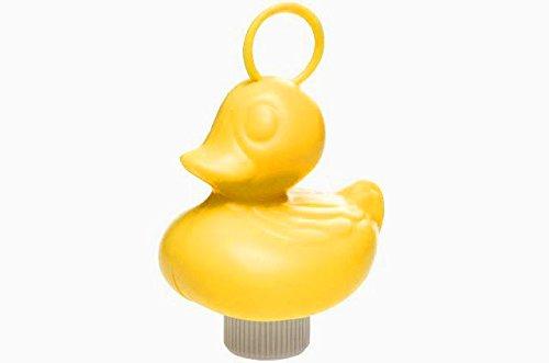 Partynelly® 12x Enten für das Entenangeln, gelb, Angelspiel, Ente, Angeln,