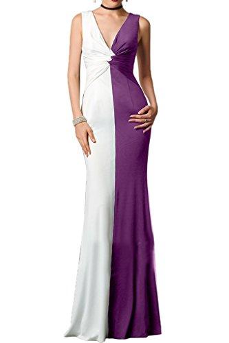 Missdressy -  Vestito  - Donna uva