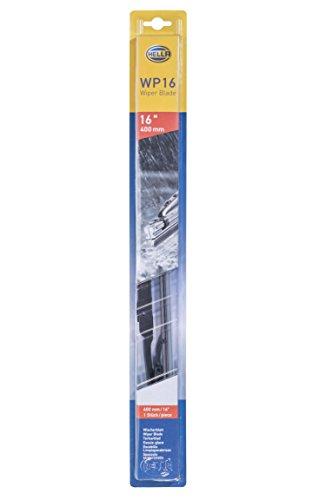 Preisvergleich Produktbild HELLA 9XW 178 878-161 Wischblatt Scheibenwischer WP 16,  PKW,  Bügelwischblatt,  Linkslenker,  vorne,  400 mm,  16''