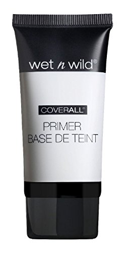 WET N WILD – Perfecteur de teint Photo Focus Face Primer – Teint zéro défaut - Uniformise & lisse la peau - Made in US - 100% Cruelty Free - Vegan
