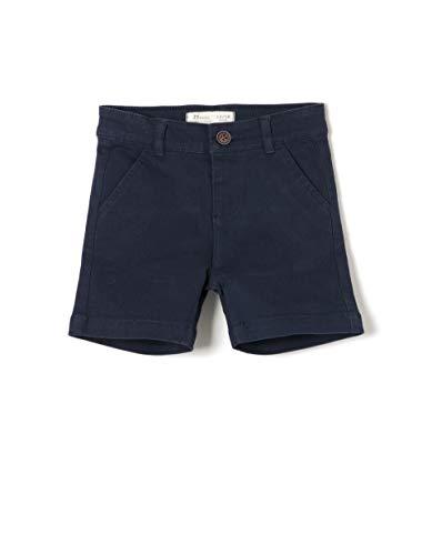 ZIPPY ZTB0404_455_1 Pantalones Deportivos Azul Black Iris 181 Tamaño del Fabricante1218M para Bebés