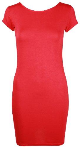 Purple HangerDamen Kleid Rot