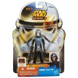 Star Wars Rebels Saga Legends Agent Kallus Figur
