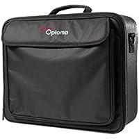 Optoma Carry Bag L Negro Estuche de proyector - Funda (400 x 140 x 325 mm, 992 g)