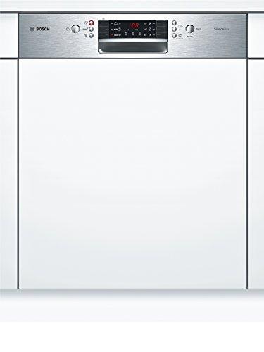 Bosch SMI46CS01E Serie 4 Teilintegriertgeschirrspüler / A+++ / 234 kWh/Jahr / 2660 L/jahr / EcoTrocknung