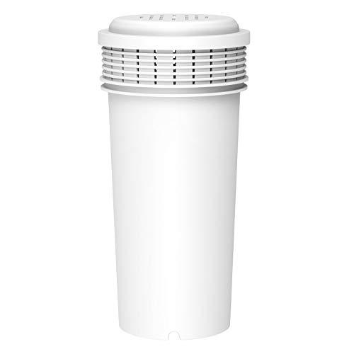 AquaCrest AQK-42371240 Cartuchos de filtro de agua de repuesto compatibles con Tommee Tippee® Prep sistema (1)