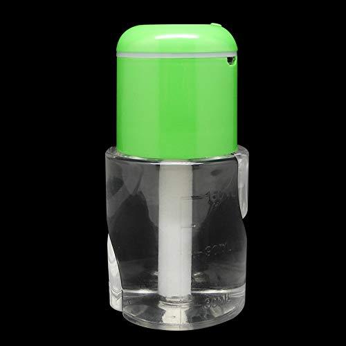 BNDXD Luftbefeuchter Wasserflasche Caps Luftbefeuchter Mini Portable USB 5 V Auto Aroma Diffusor Dampf ätherisches Öl Diffusor Nebel -