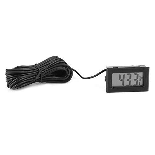 Mini Digital Drinnen Praktischer LCD-Temperatur-Thermometer-Sensor -