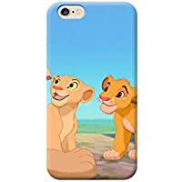coque iphone x le roi lion