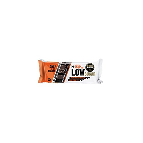 GoldNutrition Total Protein Bar Low Sugar Suplemento Deportivo