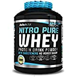 Biotech USA 10004020710 Nitro Pure Whey Protéine Saveur Noix de Coco-Chocolat