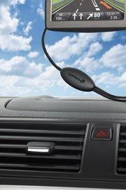 r und USB-Autoladegerät, inkl.Mini USB cable ( im Kabel integriert ) ()