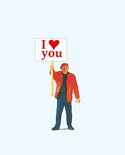 Preiser 29039 H0 I love you