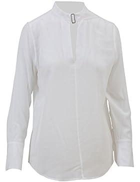 Equipment Blusa Donna E977Q23BRIGHTWHITE Seta Bianco