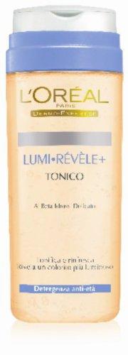 Tonico Lumi Revele Plus Detergenza Anti Eta' Paris Dermo Expertise 200 Ml