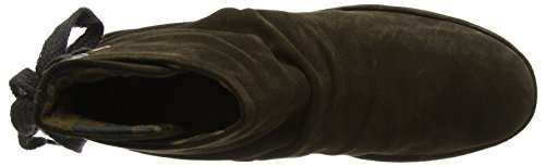 Fly London Yama Oil Suede, Women's Boots 8