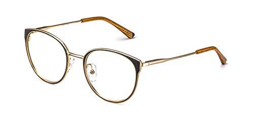 Etnia Barcelona Brillen MANILA BLACK GOLD Damenbrillen