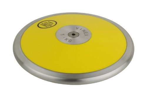Diskuswurf Vinex Challenge für Wettkampf und Training 1,00 kg