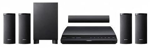 Sony BDV-E380 5.1 3D Blu-ray Heimkinosystem (USB, HDMI, iPod-steuerbar, WLAN, 1000 Watt) schwarz