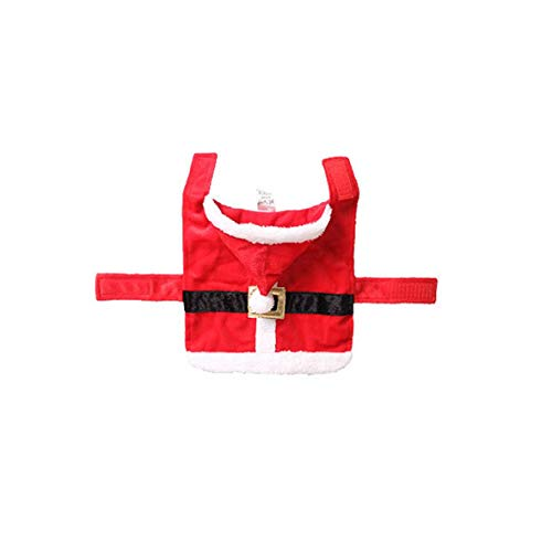 Kostüm Kleid Little Rot - Cute Pet Supplies Haustier Kostüm Weihnachten Kleid Little Princess Dog Clothes Cat Dress