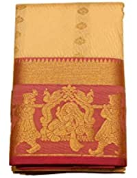 Kanchipuram Vallalar Silks Red saree