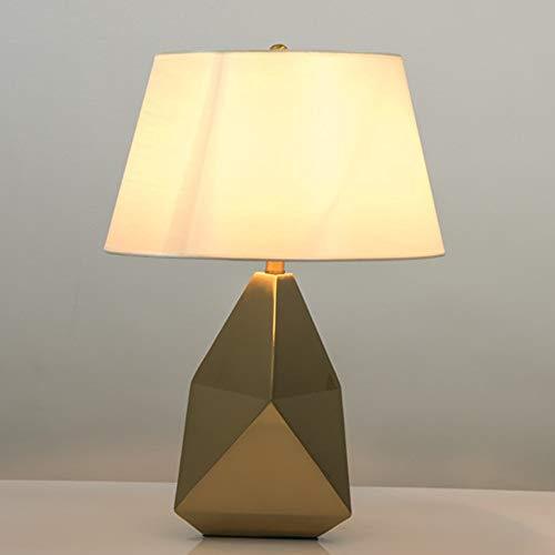 ETH Postmoderne Schlafzimmer Nachttischlampe Eckige Form Wohnzimmer Modell Zimmer Hotel Lampe Tischlampe Roman