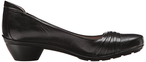 Naturalizer Halona Large Cuir Talons Black