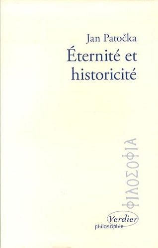 Eternité et historicité