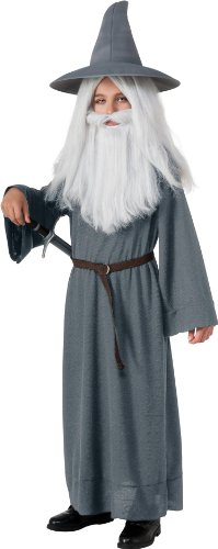 The Hobbit Gandalf The Grey Kostüm (Hobbit Gandalf Kostüm)