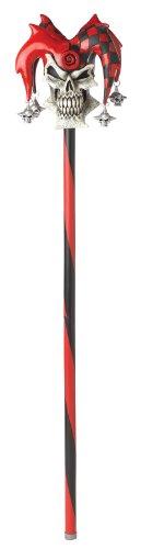 Kostüme Cane Rote (Roter und schwarzer)