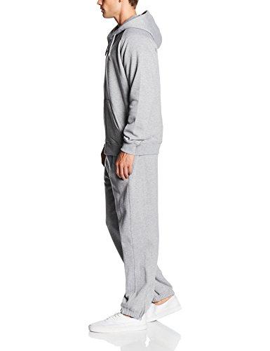 Urban Classics Herren Jogginganzug Blank Suit Grau (grey 111)