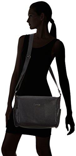 BREE  Nola 3, Sacs bandoulière femmes Noir - Noir (noir 900)