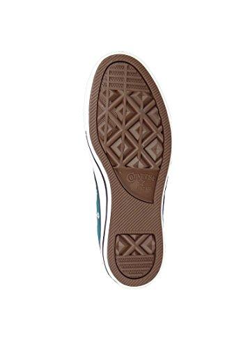 Converse All Star Ox Damen Sneaker Blau Fresh Cyan Black White