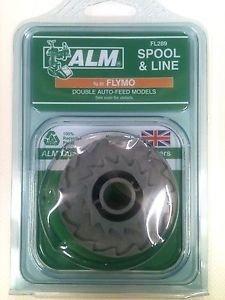 Alm Englischsprachiger Aufschrift Flymo Spule &Line Double Automatischer Modelle: Mini Trim FLY021 Multi