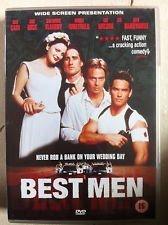 BEST MEN (1997) by Luke Wilson, Dean Cain Drew Barrymore