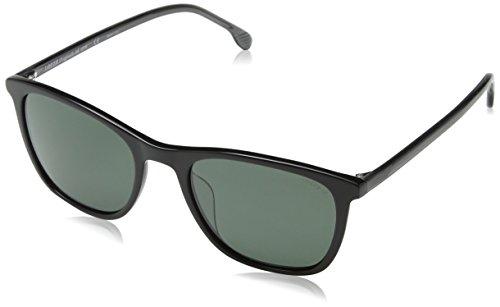 Lozza Herren MATERA 6 Sonnenbrille, Schwarz (Shiny Black)