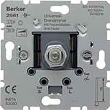 BERKER 286110 Dimmer Drehkn 50-420W Uni Up