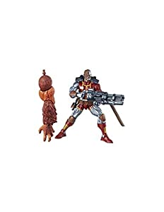 Hasbro- Legend Series Marvel Figura Deathlok, Multicolor (5010993518883)