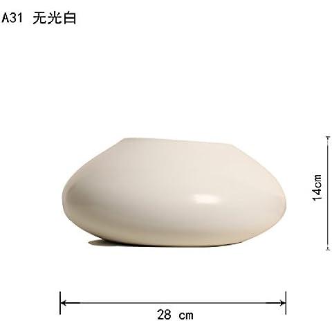 Vasi di ceramica soggiorno decorazioni moderne decorazioni in ceramica vasi