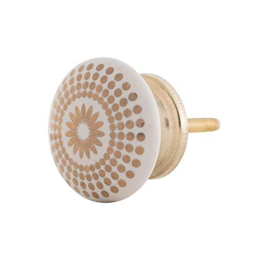 Knober Decor Spirit Bouton de Meuble avec poignée pour Un Meuble de qualité et Style
